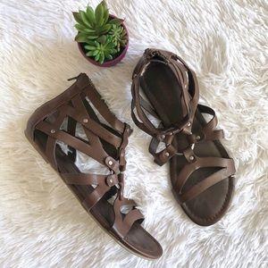 d855d16339542 Women s Bongo Gladiator Sandals on Poshmark